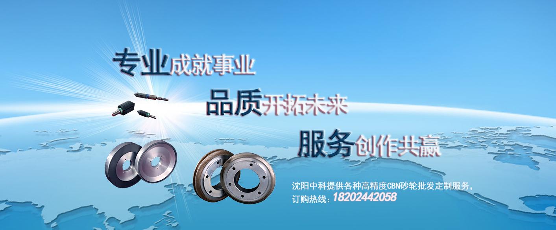 陶瓷CBN砂輪