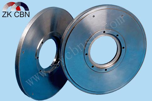 凸輪軸外圓磨電鍍CBN砂輪