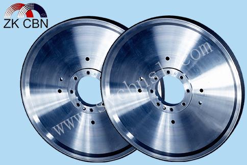 高速外圓磨陶瓷CBN砂輪