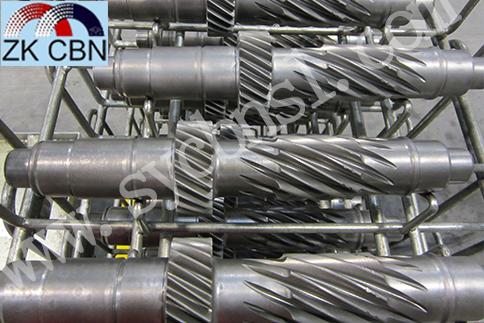 電鍍磨齒輪CBN砂輪案例