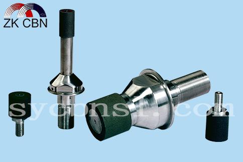 磨軸承內孔CBN砂輪應用
